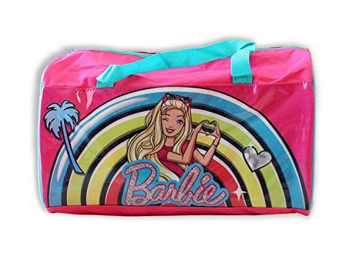 MCM sporttas Barbie 38 cm roze