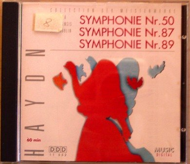 Sinfonien 50,87,89