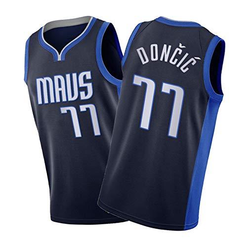 Camiseta de baloncesto de la edición limitada de 2021, uniforme clásico de baloncesto de Playoff para jugadores negro-L