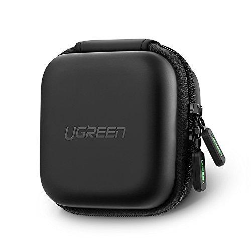 UGreen Case Bag Fone De Ouvido Carregador Cabos Airpods/Bose/Beats/Sony