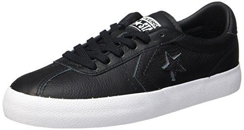 Converse Breakpoint OX Black/White, Zapatillas Unisex Adulto, Color Negro, Blanco y Negro, 46.5 EU