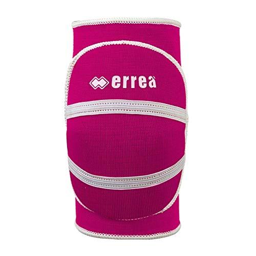 Erreà Atena Knieschoner Limited Edition · Accessoires Schoner Knieschützer Volleyball Athena Knee Pads Set Paar · Unisex Jungen Mädchen Jungs Mädels · Farbe pink, Kinder, Größe XS