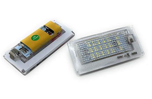 Phil Trade Led Kennzeichenbeleuchtung Eintragungsfrei -7113