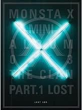 MONSTA X - [THE CLAN 2.5 PART.1 LOST] LOST 3rd Mini Album CD+92p Photo Book+1p Photo Card K-POP Sealed