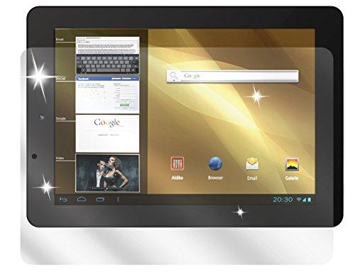dipos I 2x Schutzfolie klar kompatibel mit Odys Titan Folie Bildschirmschutzfolie