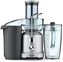 Breville The Juice Fountain Cold Silver