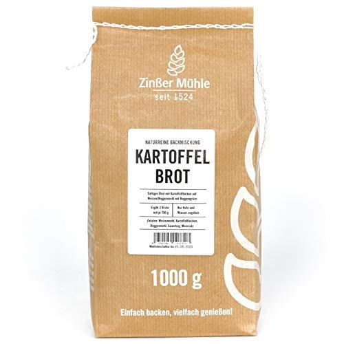 Kartoffelbrot Backmischung 1000 g