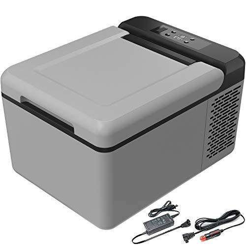 Portable Freezer – AC/DC Portable Refrigerators...