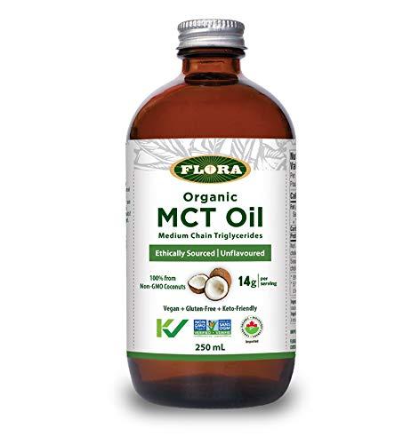 オーガニックMCTオイル / [ 有機JAS認証取得 ] サルの手を使わずに収穫の 有機栽培のココナッツ 100%使用 溶剤を一切使わず 遠心分離で精製