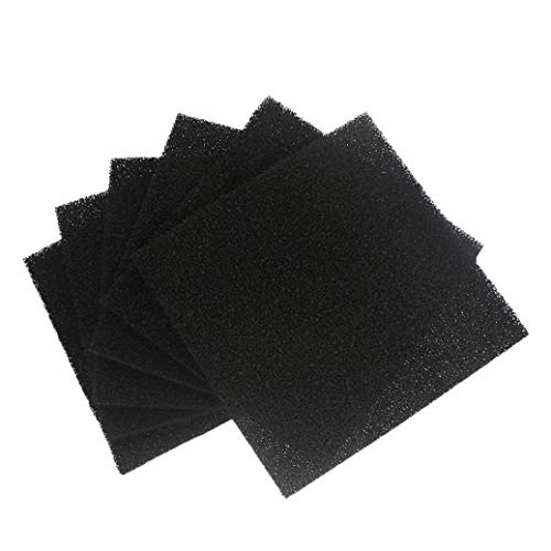 Gesh 6 filtros de repuesto para extractor de soldadura, filtro de carbón activado, filtro absorbente de humo para Hakko/Xytronic/Aoyue