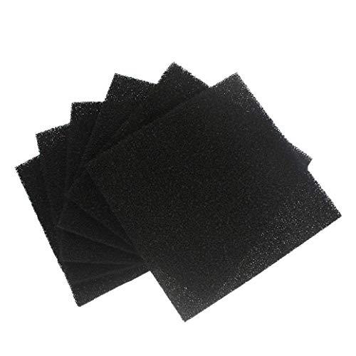 Noblik 6 StüCke Entl?T Filter Kohle Filter Ersatz Aktiviert, Rauch Absorber Filter für Hakko/Xytronic/Aoyue Rauch Absorber