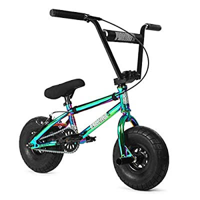 FatBoy Mini BMX PRO Model 3pc Crank - The New X Pro Series is Our Upgraded Prime BMX Collection (Warhead)