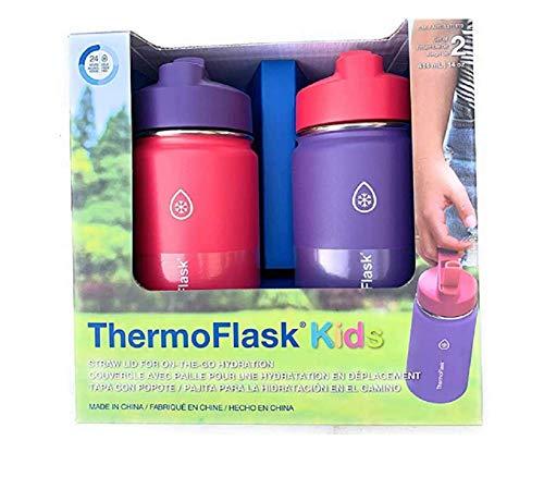 ThermoFlask 14 oz Kids Bottle
