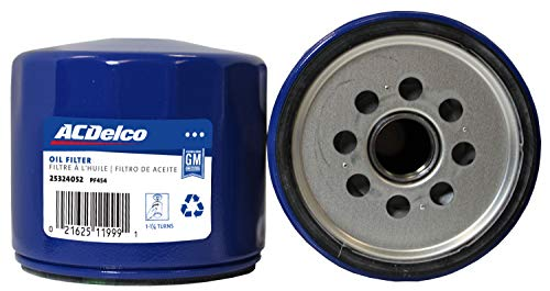 ACDelco GM Original Equipment PF454 Engine Oil Filter