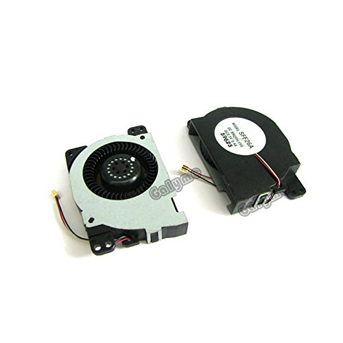 7w Metal Cooling Fan Fit for PS2 PS 2 Slim SCPH-7000X Metal Cooling Fan Fit for 70000 7w Game Consoel System Parts