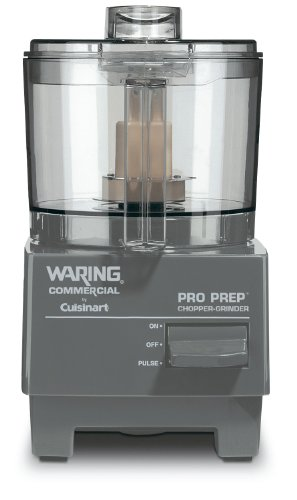 Waring (WCG75) 3 cup food processor