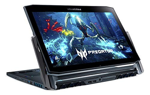 "Acer Predator Triton 900 17.3"" 3840 x 2160 Core i7-9750H 2.6 GHz 32 GB Memory 1 TB NVME SSD Storage 2-in-1 Laptop"