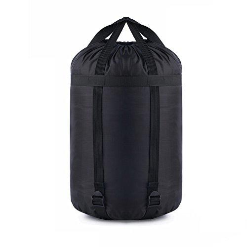 Xpccj Bolso Impermeable Hawkoch, Saco de Dormir seco Impermeable del Saco de la Materia de la compresión para el Rafting Que acampa