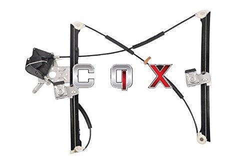 CQX Mécanisme Lève Vitre Avant Gauche pour Seat Arosa VW Lupo 6X0837461 pour 2portes