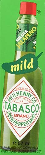 Tabasco Green Pepper Sauce 12x 57ml