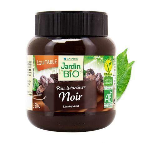 Jardin Bio Étic Pâte à Tartiner Noir, 350g