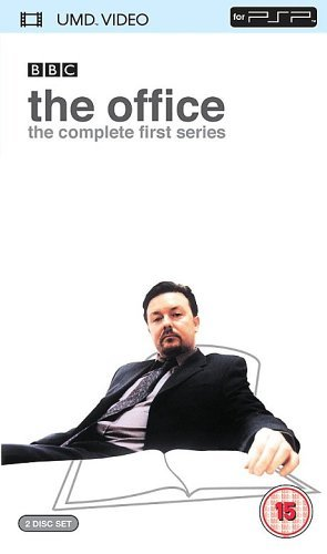 The Office - Series 1 [UMD Mini for PSP] by Ricky Gervais