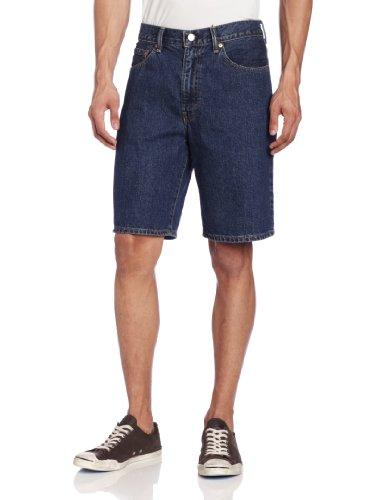 Levi's Men's 550 Short , Dark Stonewash, 33