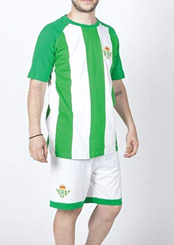 FUTBOL Pijama del Real Betis Adulto - S