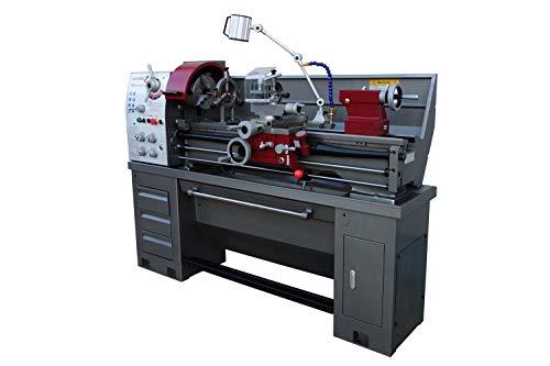 PAULIMOT Drehbank/Drehmaschine PM5000 Professional mit 400 Volt Motor / 1,5 kW