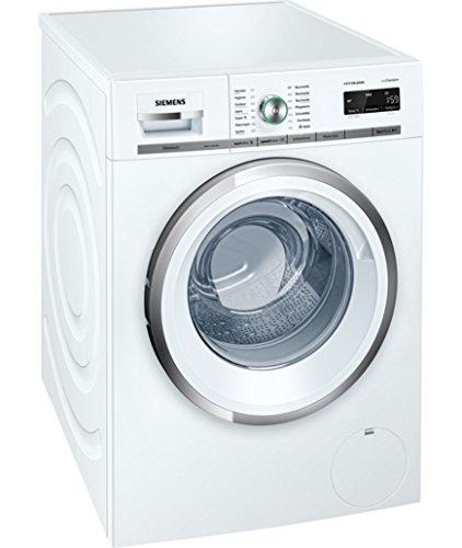 Siemens wm14W490autonome Belastung Bevor 8kg 1360tr/min A + + + Weiß Waschmaschine–Waschmaschinen (autonome, bevor Belastung, weiß, Knöpfe, drehbar, links, LED)
