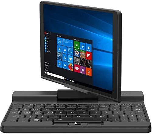 A1 Mini Laptop 7inch IT Engineer PC ( Windows 10 / Core M3-8100Y / 3D Rotating Screen / Fingerprint Unlock ) (8GB+512GB)