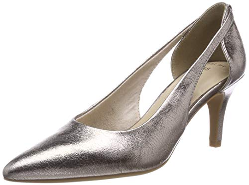 MARCO TOZZI Damen 2-2-22444-22 Pumps, Gold (Pewter 915), 38 EU