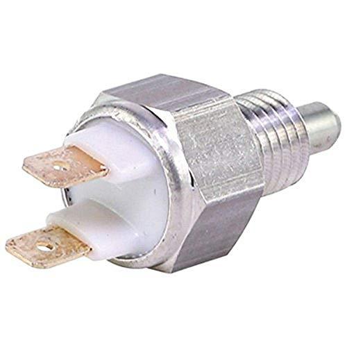 HELLA 6ZF 008 621-511 Schalter, Rückfahrleuchte - 12V - Anschlussanzahl: 2 - geschraubt - Schaltgetriebe - Gewindemaß: M12x1,5 - Schließer