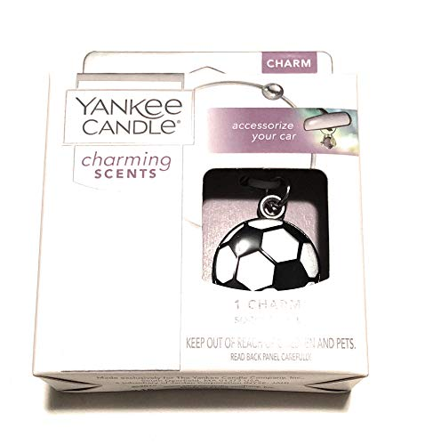 Yankee Candle Soccer Ball Charming Scents Charm