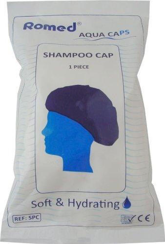 Fertige Shampoo-Haube Waschkopfhaube von Romed Medical (10 Stück)