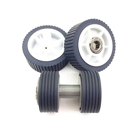 OKLILI PA03656-0001 PA03656-E958 PA03656-E976 Brake Roller Pick Pickup Roller Compatible with ScanSnap iX500 ix1500 Photo #4