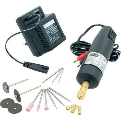 Outil multi-usage + accessoires 0400V1 12 V, 18 V 45 W