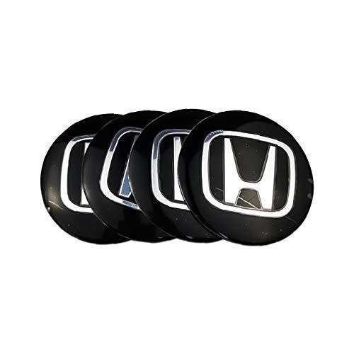 WYJBD 56mm for Honda Mugen Power Fit Jazz-Stadt Civic Inspire Accord HRV CRV Odyssey Jade...