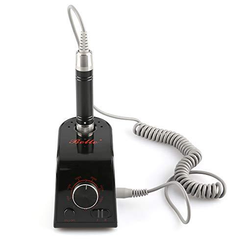 ZYC 35000 RPM Nail Art Taladro Manicura Máquina Eléctrica Clavos Taladro Pedicura Lijadora Lijadora Poliergel Instrumento para Salon