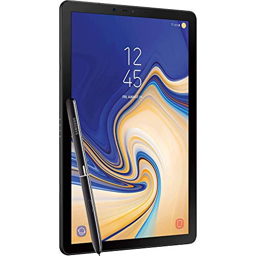 Samsung Galaxy Tab S4 SM-T835 LTE 6GB RAM 10.5' International Version (No Warranty in The USA) (64GB Black)