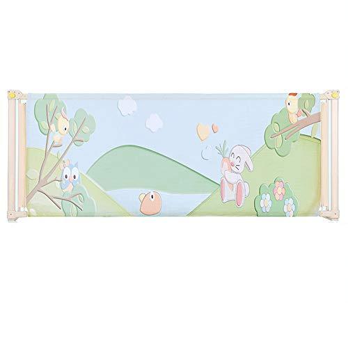 Barrières MAHZONG de lit Anti-éclats de Levage Verticale à Cinq Vitesses de Levage -120cm, 150cm, 180cm, 200cm (Taille : L-200cm)