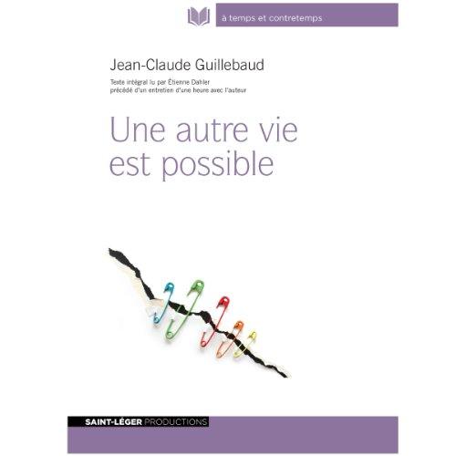 Une autre vie est possible audiobook cover art