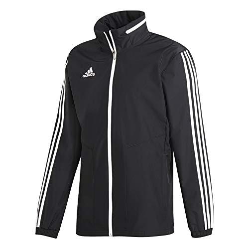 adidas Męska kurtka sportowa Tiro19 Aw Jkt czarny czarny/biały L