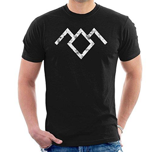 Owl Symbol Twin Peaks Men's T-Shirt