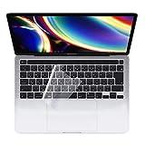 【1枚】MacBook Pro 13 2020 キーボードカバー Macbook Pro 16 2019キーボードカバー 保護 フィルム 超薄型 防滴 透明 防水防塵 MacBook Pro 13インチ 2020 対応【A2289/A2251/A2141日本語】