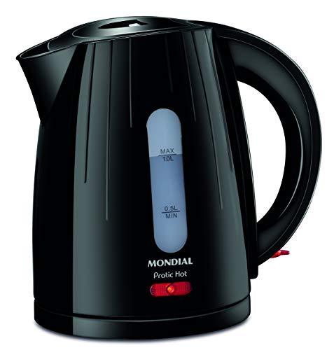 Mondial Practic Hot Kettle Hervidor de Agua, Acero Inoxidable