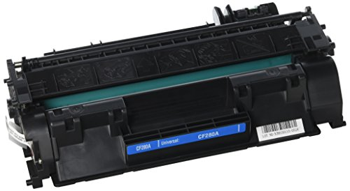 V4INK Compatible Replacement for 80A CF280A Toner Cartridge - for use in HP Laserjet Pro 400 M401dne, HP Pro 400 M401n, HP Pro 400 M401dw, HP Pro 400 MFP M425dn Series Printers