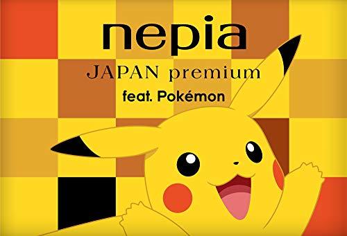 ネピア ネピア ネピア JAPAN premium feat. Pokemon ティッシュ 3P ネピアポケモンティッシュ3P