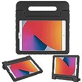 iMoshion hCase - Funda con asa para iPad Air 2, iPad 2018, iPad 2017, iPad Air 2, Color Negro