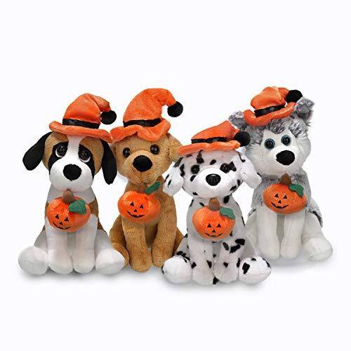 Paw Pals Halloween Plushies